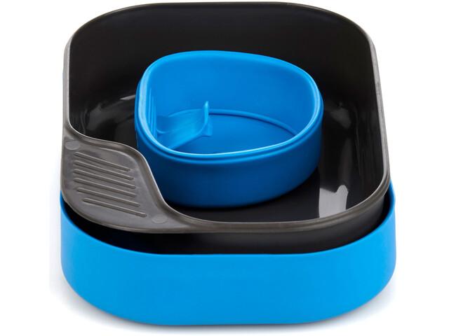 Wildo Camp-A-Box Zestaw obiadowy Basic, light blue